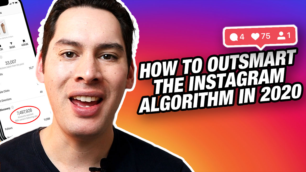 How to Outsmart the Instagram Algorithm in 2020 – even if you're not an Instagram expert